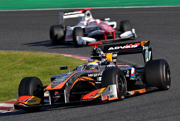 super formula race report2018 rd7 決勝 inging motorsport